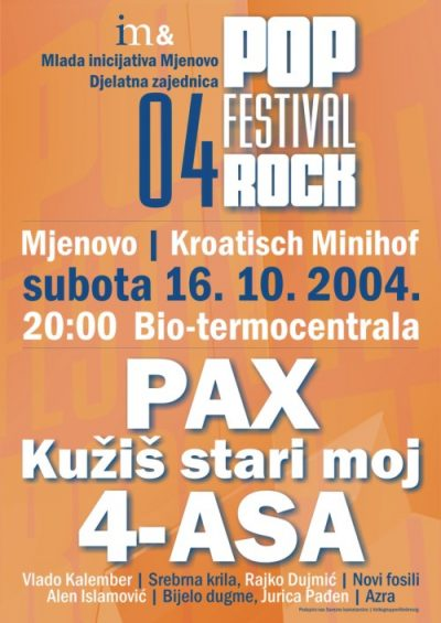Pop-Rock festival 2004